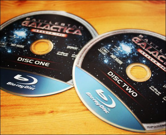 Coleccionismo: Battlestar Galactica, Serie Completa (Blu-ray) [Zona 1] • En tu pantalla