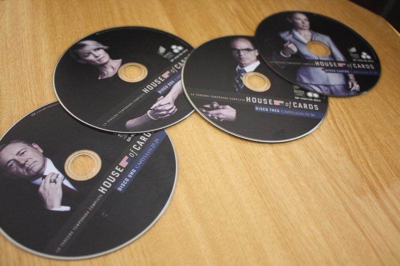 Análisis Blu-ray: House of Cards, Temporada 3 • En tu pantalla
