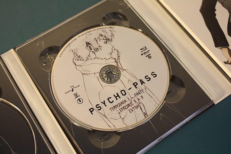 """Coleccionismo: """"Psycho Pass, Temporada 1 Parte 1"""" [Blu-ray] • En tu pantalla"""