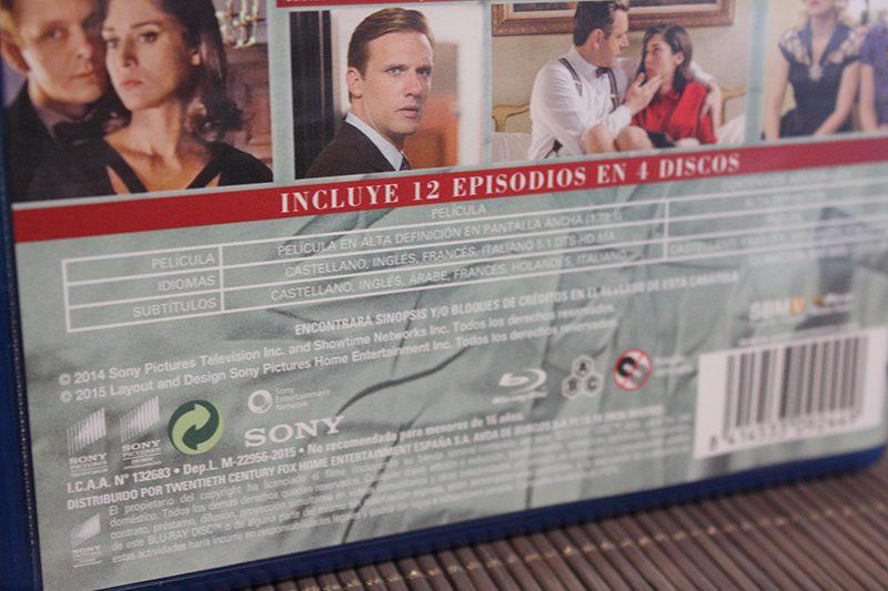 Análisis Blu-ray: Masters of Sex, Temporada 2 • En tu pantalla