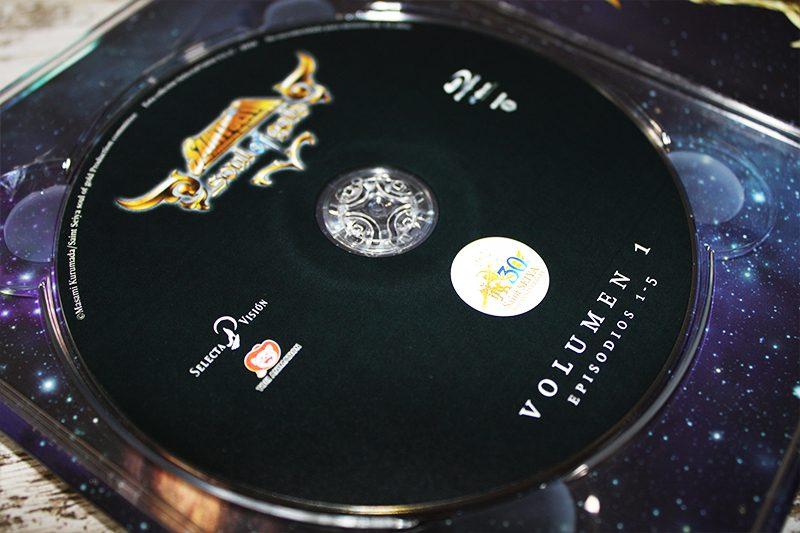 """Análisis Blu-ray: """"Saint Seiya: Soul of Gold, Vol. 1"""" de Selecta Visión • En tu pantalla"""