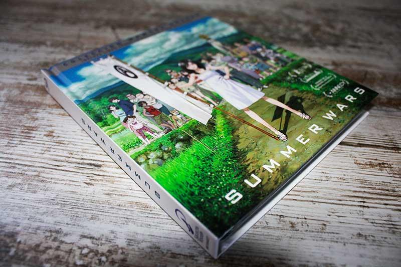 Análisis Blu-ray: Summer Wars, colección Mamoru Hosoda [Edición Digibook Blu-ray] • En tu pantalla