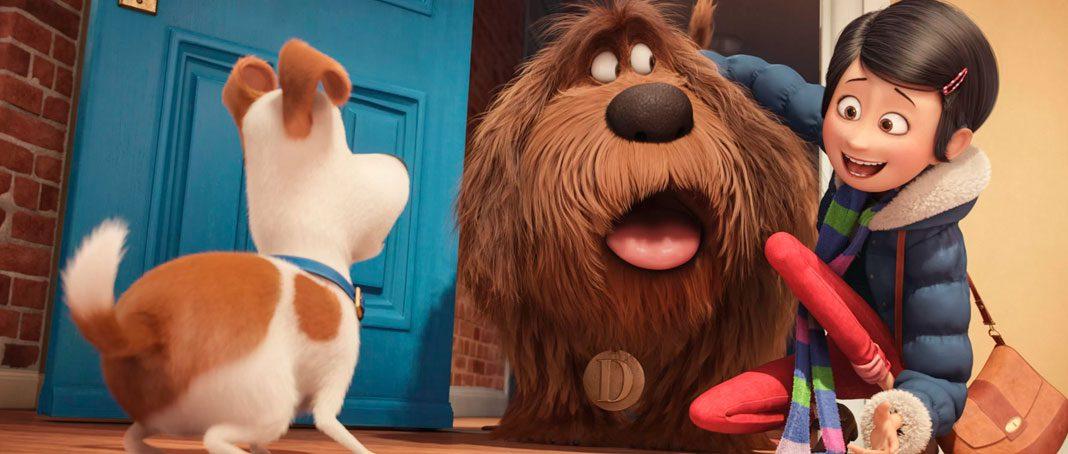 'Mascotas', el 'Toy Story' para los amantes de los animales