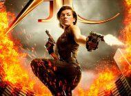 """Yo y el tráiler de: """"Resident Evil: El capítulo final"""""""