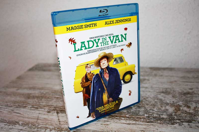 Análisis Blu-ray: The Lady in the Van
