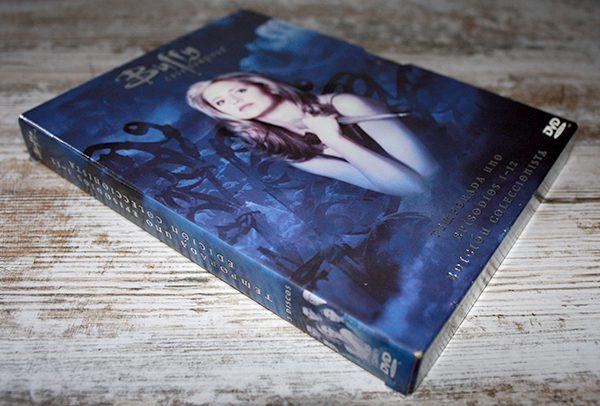 """Análisis Dvd: """"Buffy, Temporada 1"""" [Edición Coleccionista] • En tu pantalla"""