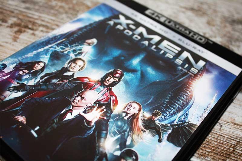 "Análisis 4K Ultra HD: ""X-Men: Apocalipsis"" • En tu pantalla"