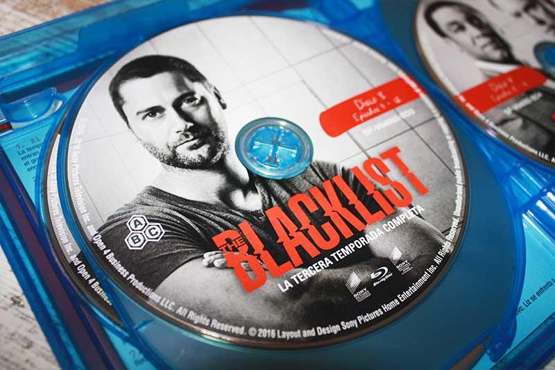 "Análisis Blu-ray: ""The Blacklist, Temporada 3"" • En tu pantalla"