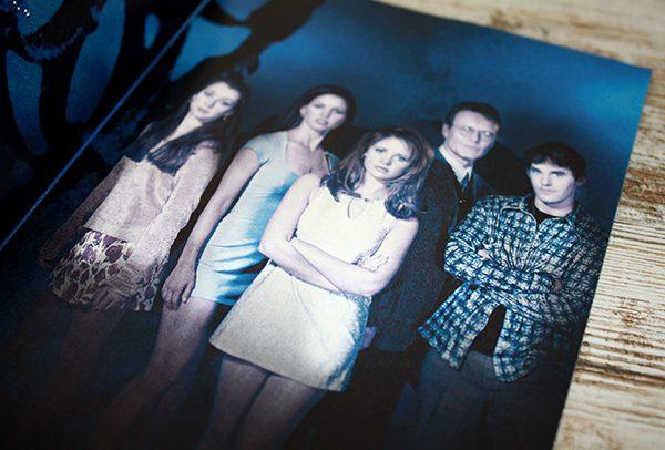 """Comparación: """"Buffy, la cazavampiros: Temporada 1"""" [Edición Dvd - USA vs. España] • En tu pantalla"""