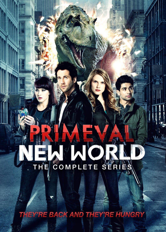 "Primeval New World Albertosaurus ""Primeval:..."