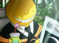 """Assassination Classroom"", la acción continua"
