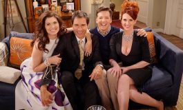 "Reunión del cast de ""Will y Grace"", episodio especial"
