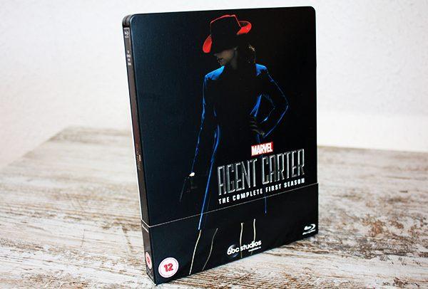 'Agent Carter: Temporada 1': Un vistazo al Steelbook • En tu pantalla