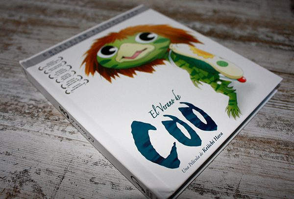 """Análisis Blu-ray: """"El verano de Coo"""", colección Keiichi Hara [Edición Digibook Blu-ray] • En tu pantalla"""