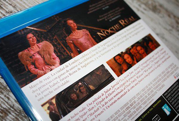 "Análisis Blu-ray: ""Noche Real"" • En tu pantalla"