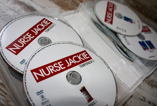 "Análisis Dvd: ""Nurse Jackie, Serie Completa"""