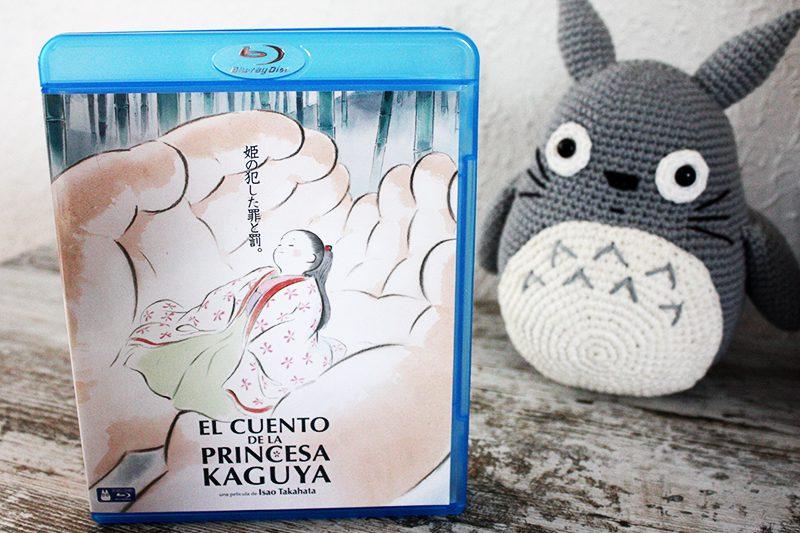 """Análisis Blu-ray: """"El cuento de la Princesa Kaguya"""" • En tu pantalla"""