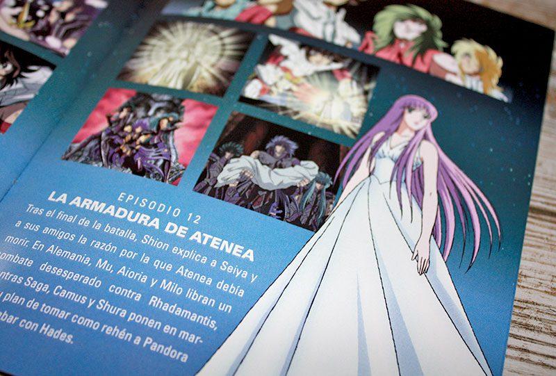 """Análisis Blu-ray: """"Saint Seiya: Saga de Hades / Santuario"""" de Selecta Visión • En tu pantalla"""