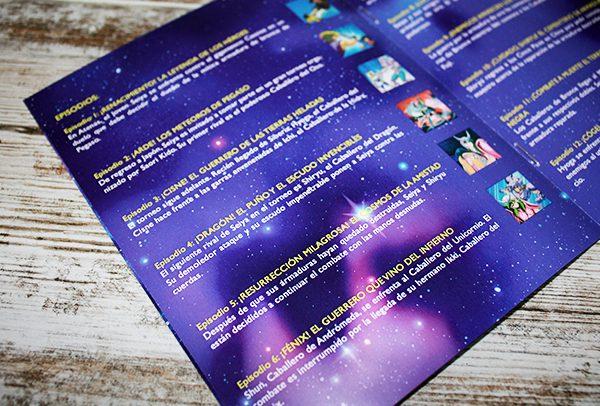"Análisis Blu-ray: ""Saint Seiya: Pegasus Box (Vol. 1)"" • En tu pantalla"
