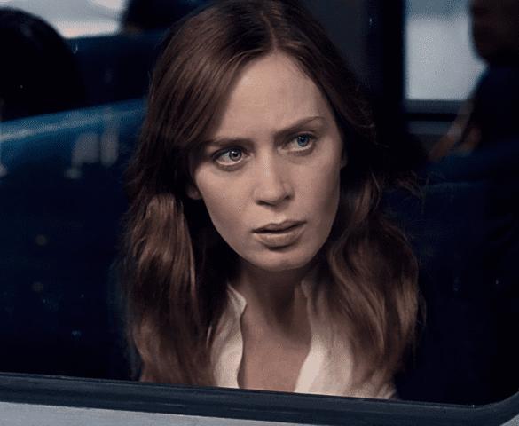 """""""La chica del tren"""", un viaje un poco olvidable"""