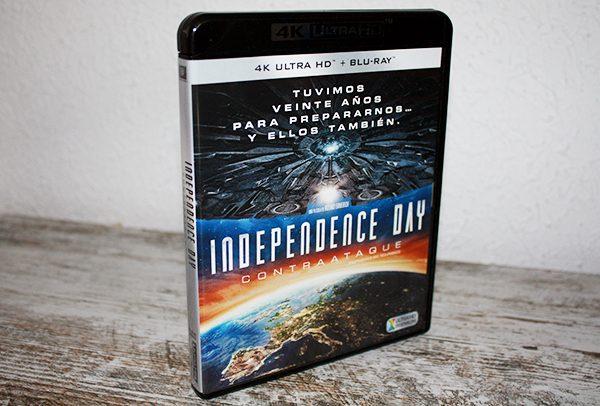 "Análisis 4K Ultra HD: ""Independence Day: Contraataque"" • En tu pantalla"