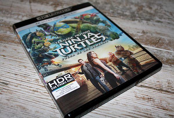 """Análisis 4K Ultra HD: """"Ninja Turtles: Fuera de las sombras"""" • En tu pantalla"""