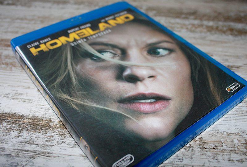 "Análisis Blu-ray: ""Homeland, Temporada 5"" • En tu pantalla"