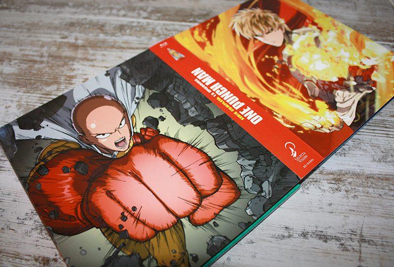"""Análisis Blu-ray: """"One Punch Man, Temporada 1"""". Una edición a la altura. [con Unboxing] • En tu pantalla"""