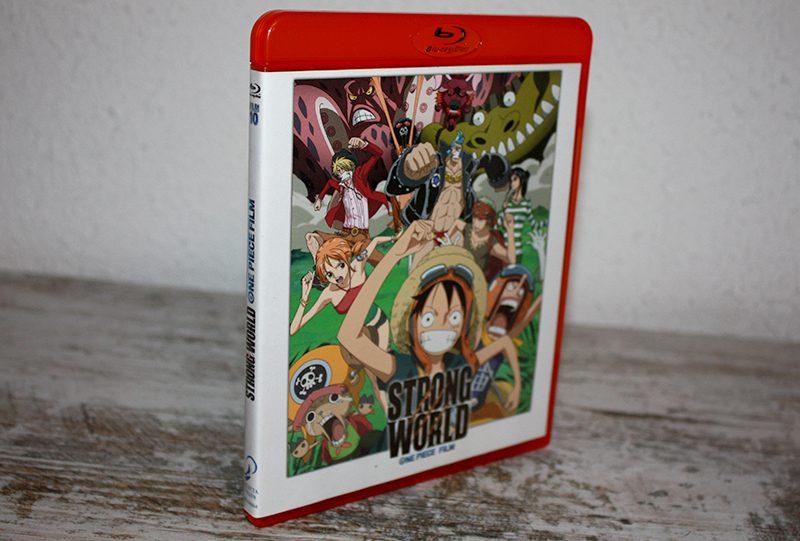 "Análisis Blu-ray: ""One Piece: Strong World"" • En tu pantalla"