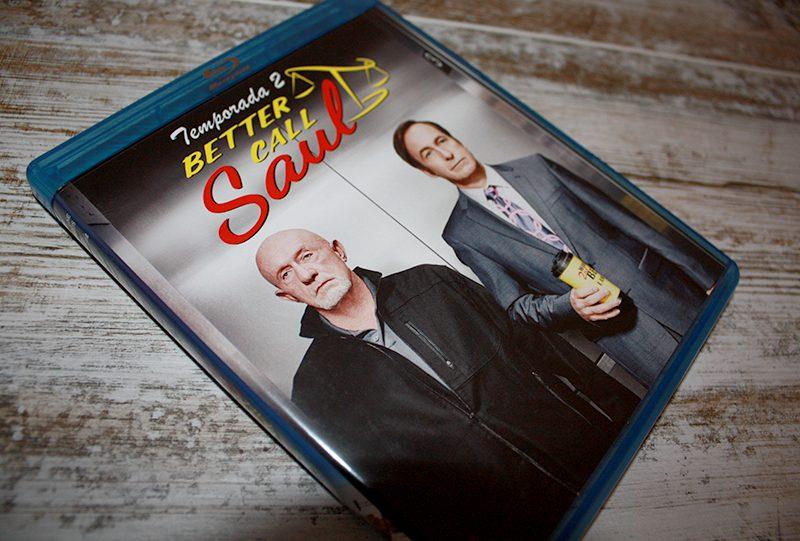 "Análisis Blu-ray: ""Better Call Saul, Temporada 2"" • En tu pantalla"