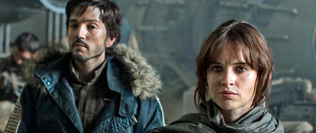 """""""Rogue One: Una historia de Star Wars"""", la primera aventura individual de Star Wars • En tu pantalla"""
