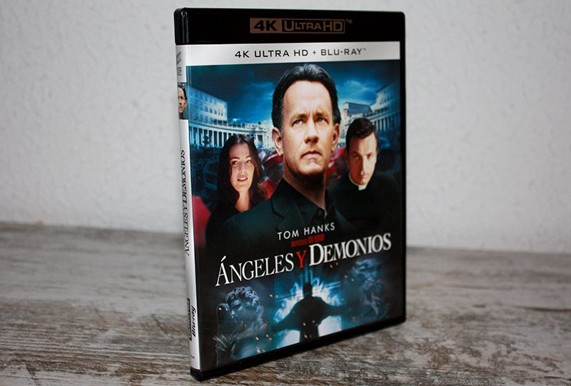 Angeles y Demonios 4K Ultra HD