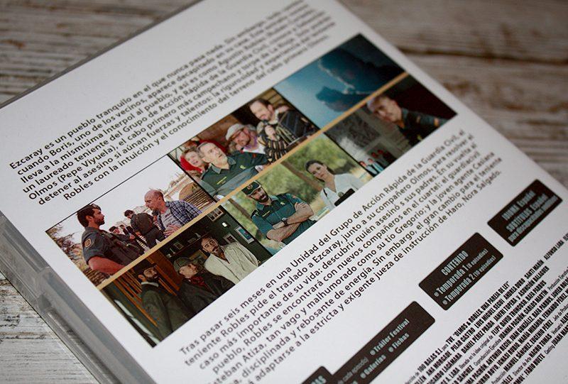 """Análisis Dvd: """"Olmos y Robles, Serie Completa"""" • En tu pantalla"""