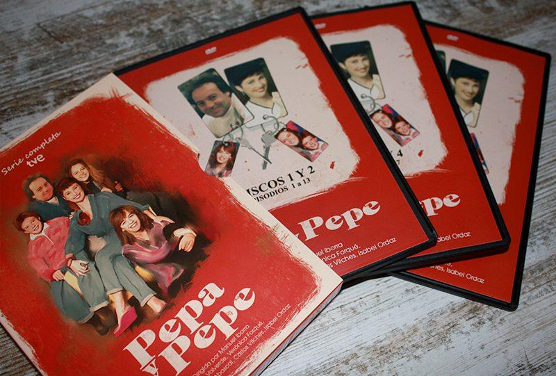 "Análisis Dvd: ""Pepa y Pepe, Serie Completa"" • En tu pantalla"