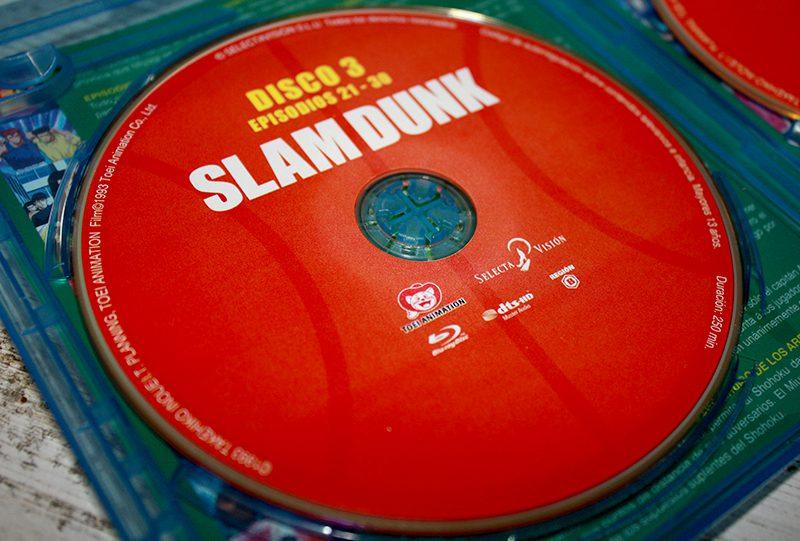 "Análisis Blu-ray: ""Slam Dunk, Volumen 2"" • En tu pantalla"