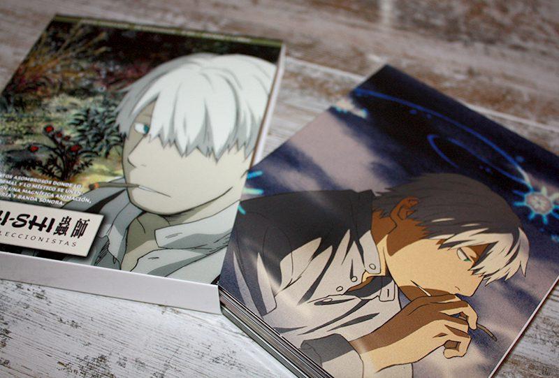 "Análisis Blu-ray: ""Mushi-shi, Temporada 1"" • En tu pantalla"