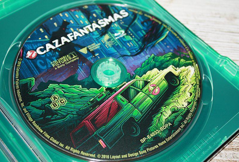"""Coleccionismo: """"Cazafantasmas (2016)"""" Edición Steelbook • En tu pantalla"""