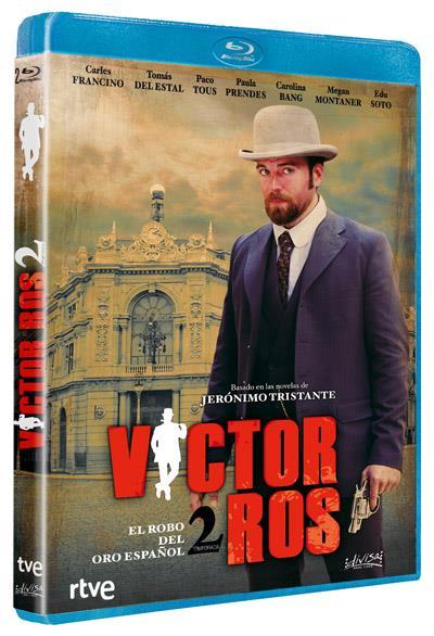 """Lanzamientos Divisa el 26 de enero: """"Velvet"""", """"Victor Ros"""", """"El padre de Caín"""" y """"Lo que escondían sus ojos"""" • En tu pantalla"""