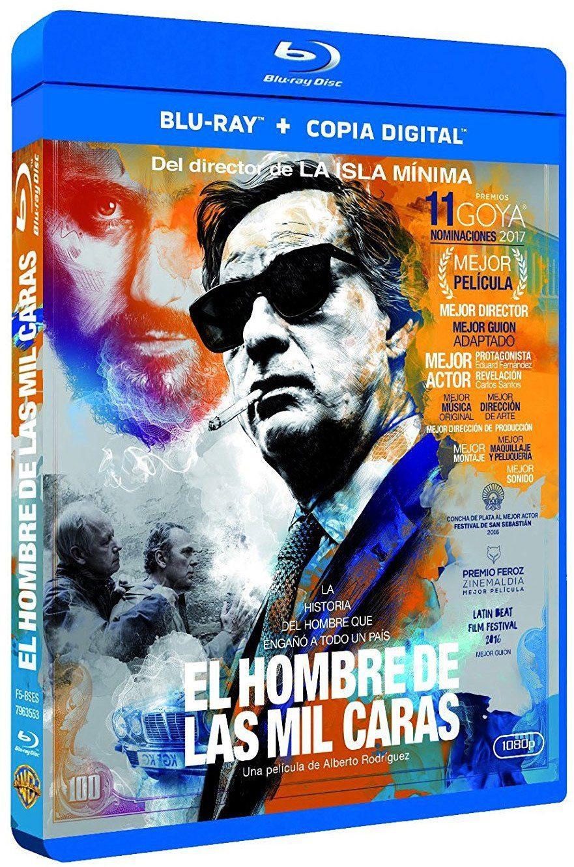 """""""El hombre de las mil caras"""" en Blu-ray y Dvd el 18 de enero • En tu pantalla"""
