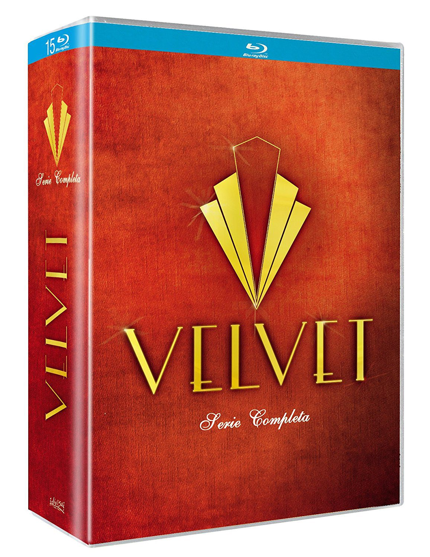 """""""Velvet"""" temporada 4 y serie completa a la venta en Blu-ray y Dvd el 26 de enero • En tu pantalla"""