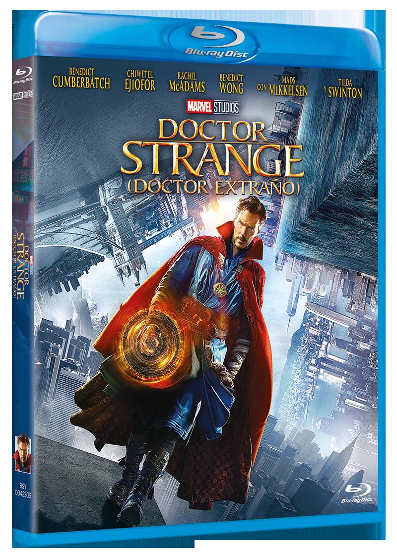 """""""Doctor Strange"""" en Blu-ray, 3D, Steelbook y Dvd el 1 de marzo • En tu pantalla"""