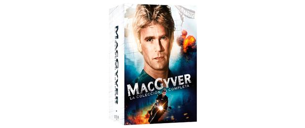 """Packs de series completas en Dvd y/o Blu-ray [Parte 2]: """"MacGyver"""", """"Se ha escrito un crimen"""", """"Águila Roja""""... • En tu pantalla"""