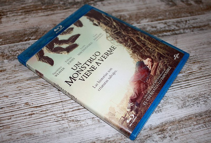 "Análisis Blu-ray: ""Un monstruo viene a verme"""