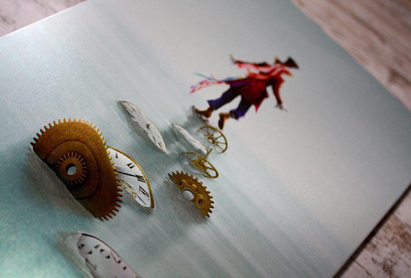 """Coleccionismo: """"Alicia a través del espejo"""" Edición Steelbook • En tu pantalla"""