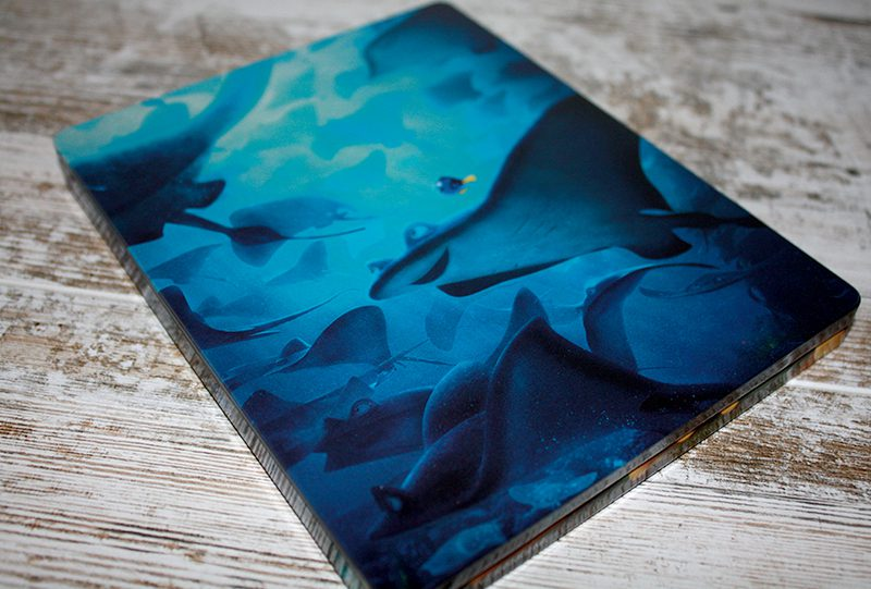 """Coleccionismo: """"Buscando a Dory"""" Edición Steelbook • En tu pantalla"""