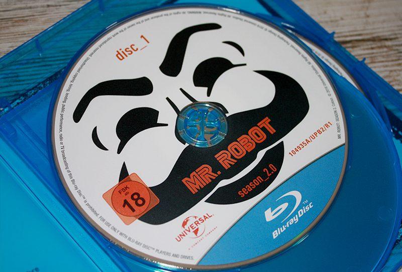 "Análisis Blu-ray: ""Mr. Robot, Temporada 2"" • En tu pantalla"