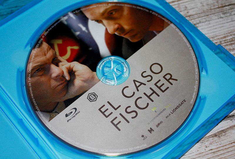 """Análisis Blu-ray: """"El caso Fischer"""" • En tu pantalla"""