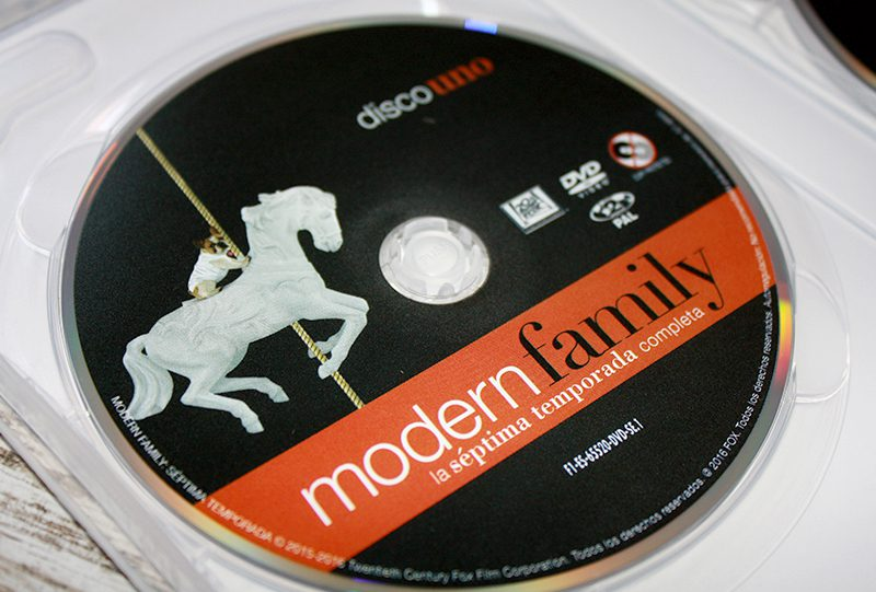 "Análisis Dvd: ""Modern Family, Temporada 7"""