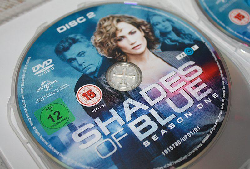 "Análisis Dvd: ""Shades of Blue, Temporada 1"" • En tu pantalla"