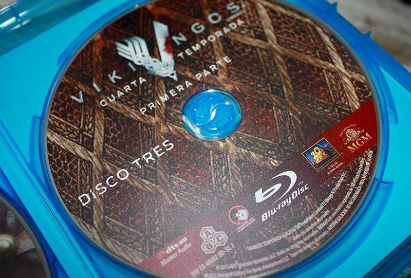 "Análisis Blu-ray: ""Vikingos, Temporada 4 Parte 1"" • En tu pantalla"
